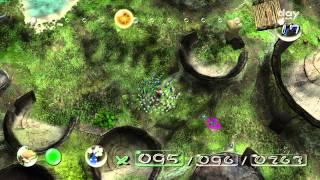 Pikmin - Day 17 - HD- 1080p (Dolphin emulator)