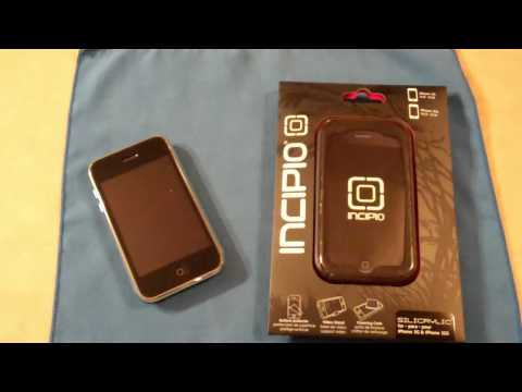 incipio silicrylic for iPhone 3G/3Gs