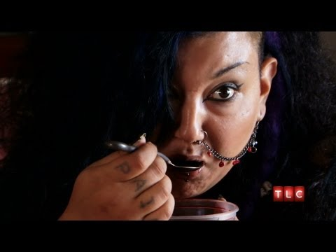 Addicted to Drinking Blood | My Strange Addiction