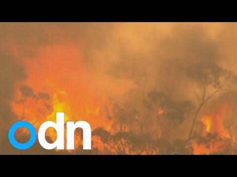 Devastating bushfires destroy homes in South Australia