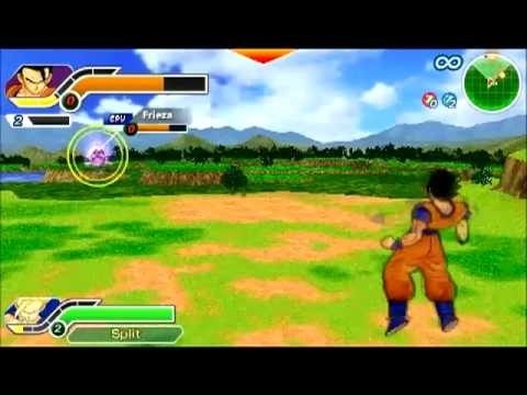 Dbz Tenkaichi Tag Team - Ult.gohan And Teen Gohan V.s Cell And Frieza (sonyoukon 's Request) video