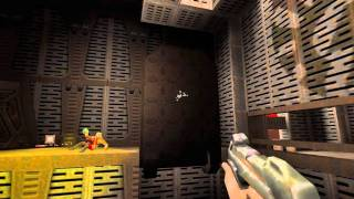 Quake 2 - Walkthrough - Mission 1