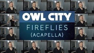 Fireflies - Owl City (ACAPELLA) on Spotify & Apple