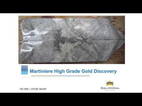 Metals Investor Forum: Balmoral Resources
