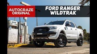 IRON CLAD | Ford Ranger Wildtrak PX2 | Fuel Wheels | Nitto Tyres | AutoCraze 2017