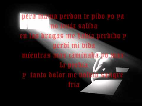 EMECHETO - Sangre Fria (Letra Incrustada en el Video).