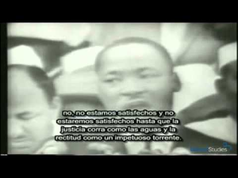 Martin Luther King, Jr  i Have A Dream (sub.spain) video