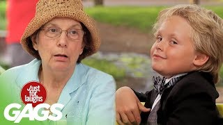 Funny Picking Up Women Pranks - Best Of Just For Laughs Gags