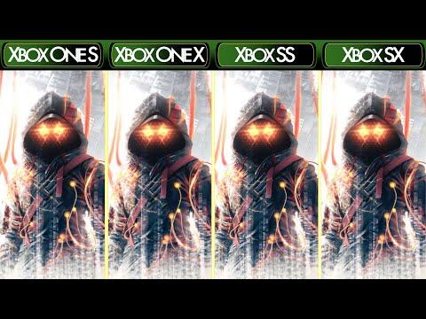 Scarlet Nexus - Xbox One S|X & Xbox Series X|S - Comparison & FPS