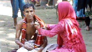 ভাবী দেবরকে নিজের হাতে গোসল দেখুন | bangladeshi Village Marriage