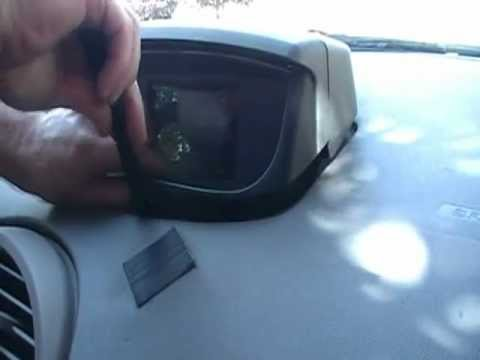 How To Replace Heater Control Panel Switch Knobs Remove