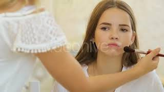 Girl Doing Sports In A Gym, Fitness Center - (sports) | Stock Footage Mega Pack +40 items