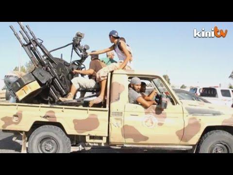 Islamist militias seize Tripoli airport