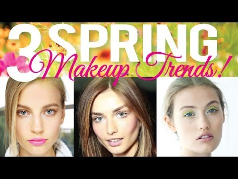 3 Spring Makeup Trends and How to Wear Them!  {Makeup Geek}