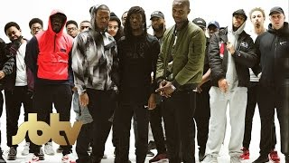 Big H ft. President T & Bossman Birdie | Nike Air Max (Prod. By Doe Boy) [Music Video]: #SBTV10