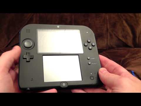 Quick look at a Nintendo 2DS   Ashens