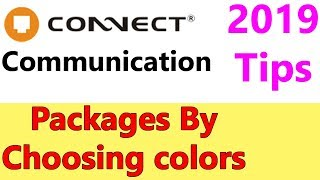 Whats is connect internet -- Cable Internet Connect Communication Packages With Color Selecting