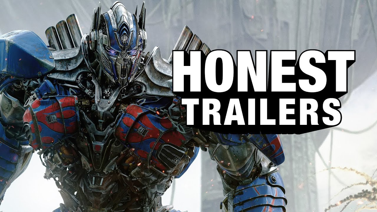 Honest Trailers Heads Back To The Transformers Universe