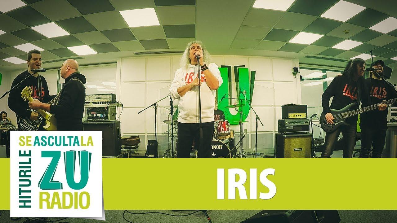 IRIS - Strada ta (Live la Radio ZU)