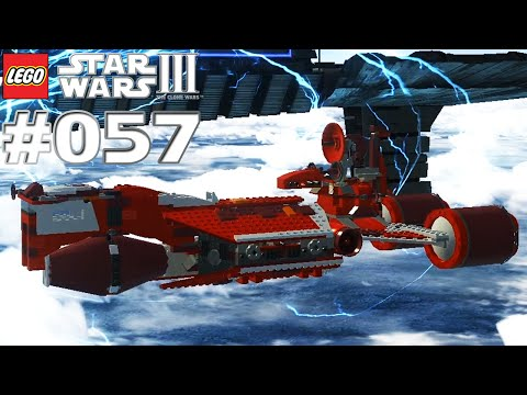 Let's Play LEGO Star Wars 3 The Clone Wars #057 Suchdroiden [Together] [Deutsch]