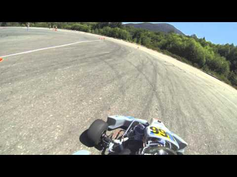 7/14/13 SCCA National Tour Packwood,WA Darrell McVey shifter kart