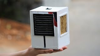 How to Make a Air Cooler Homemade DIY