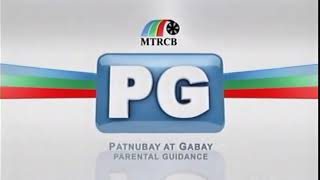 MTRCB - PG Advisory (Tagalog) (Remastered in HD) (2nd Version)