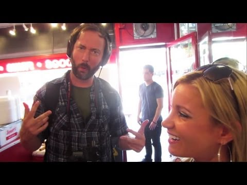 PRANKING WITH TOM GREEN