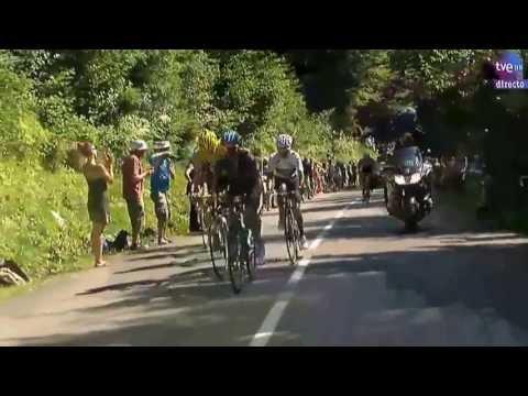 Tour de Francia 2013 20/07/2013 Etapa 20 Annecy Annecy - Semnoz Nairo quintana gana la etapa y consigue el segundo puesto de la general. Froome es virtual ga...