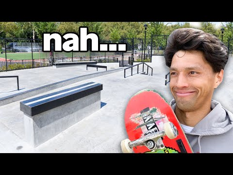 The Only Skatepark In NYC Still Open