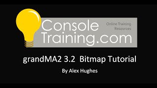 grandMA2 32 Advanced Bitmap Tutorial