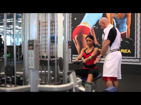 Мышцы спины (Урок 3). Сергей Карандашов