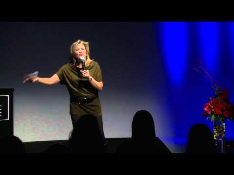 The pleasure revolution: Regena Thomashauer at TEDxFiDiWomen