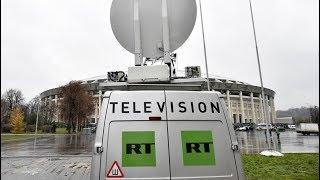Trump's Crackdown on RT Met by Media, NGO Silence