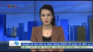 VTV ban tin Tai chinh sang 17 07 2014