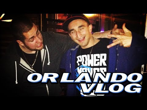 Newest Team Crafted Member - ORLANDO VLOG w/ xRPMx13