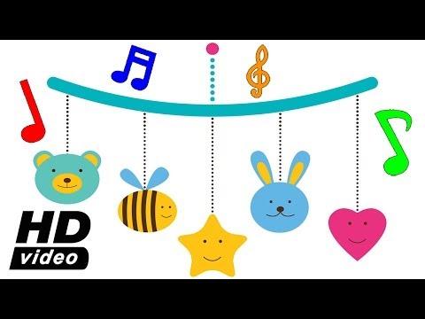 2 Hours Piano Lullaby To Sleep ♫ Baby Sleep Music → Lullaby → Baby Bedtime → Music video