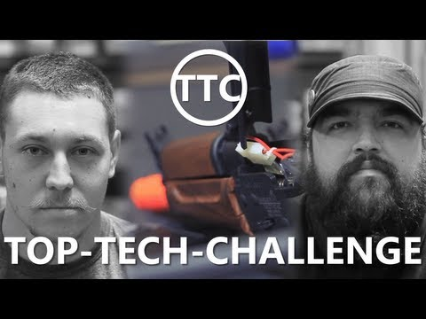 Airsoft GI - Top Tech Challenge : Lancer Tactical AK74U - You Decide the Winner!