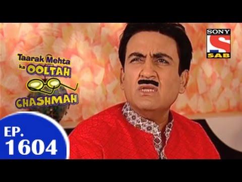 Taarak Mehta Ka Ooltah Chashmah - तारक मेहता - Episode 1604 - 10th February 2015 video