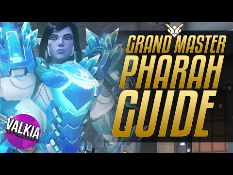 Grand Master Pharah: Guide To Playing Pharah Effectively & How To Stay Alive