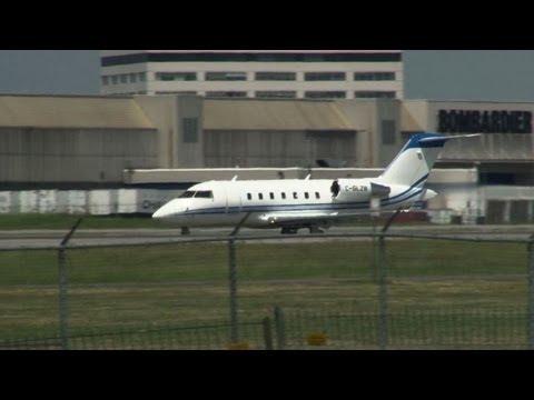 image vidéo مونتريال القطب الثالث عالميا في مجال صناعة الطيران