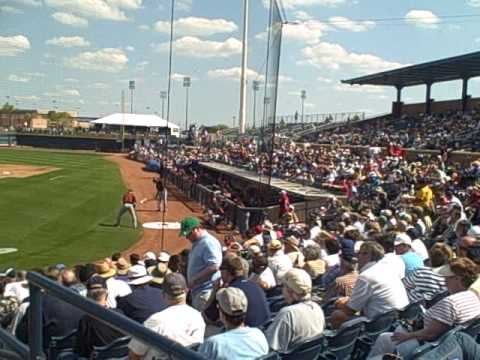Peoria Sports Complex is listed (or ranked) 6 on the list The Coolest Cactus League Spring Training Stadiums