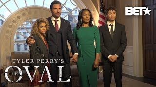 "Get To Know The Cast Of Tyler Perry's ""The Oval"""