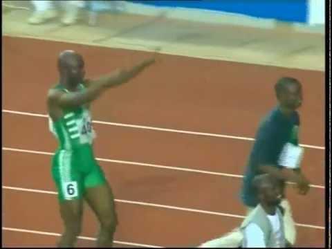 200 Meters Men's Final [All Africa Games 2003]