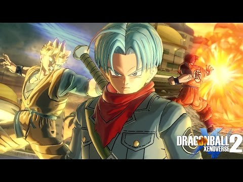 For The Future! History Of Trunks Special   Dragon Ball Xenoverse 2