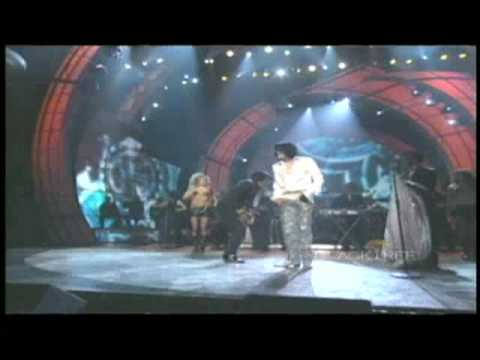 Michael Jackson Dies at 50, Michael Jackson &amp; James Brown, Same Stage Greatest Moment