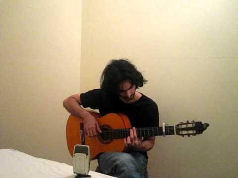 Gerardo Nuñez - Vals Flamenco (Sevillanas), by Liron Priyov