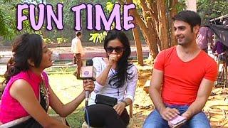 Did you know Tejaswi aka Ragini played the cupid for Varun and wife Dhanya? Fun from Swaragini
