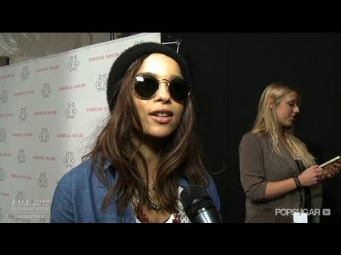 Find Out What's Inside Zoë Kravitz's Closet