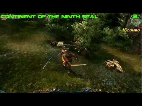 [HD 1080p] My Top 5 Free To Play MMORPG's In 2012 (So Far)